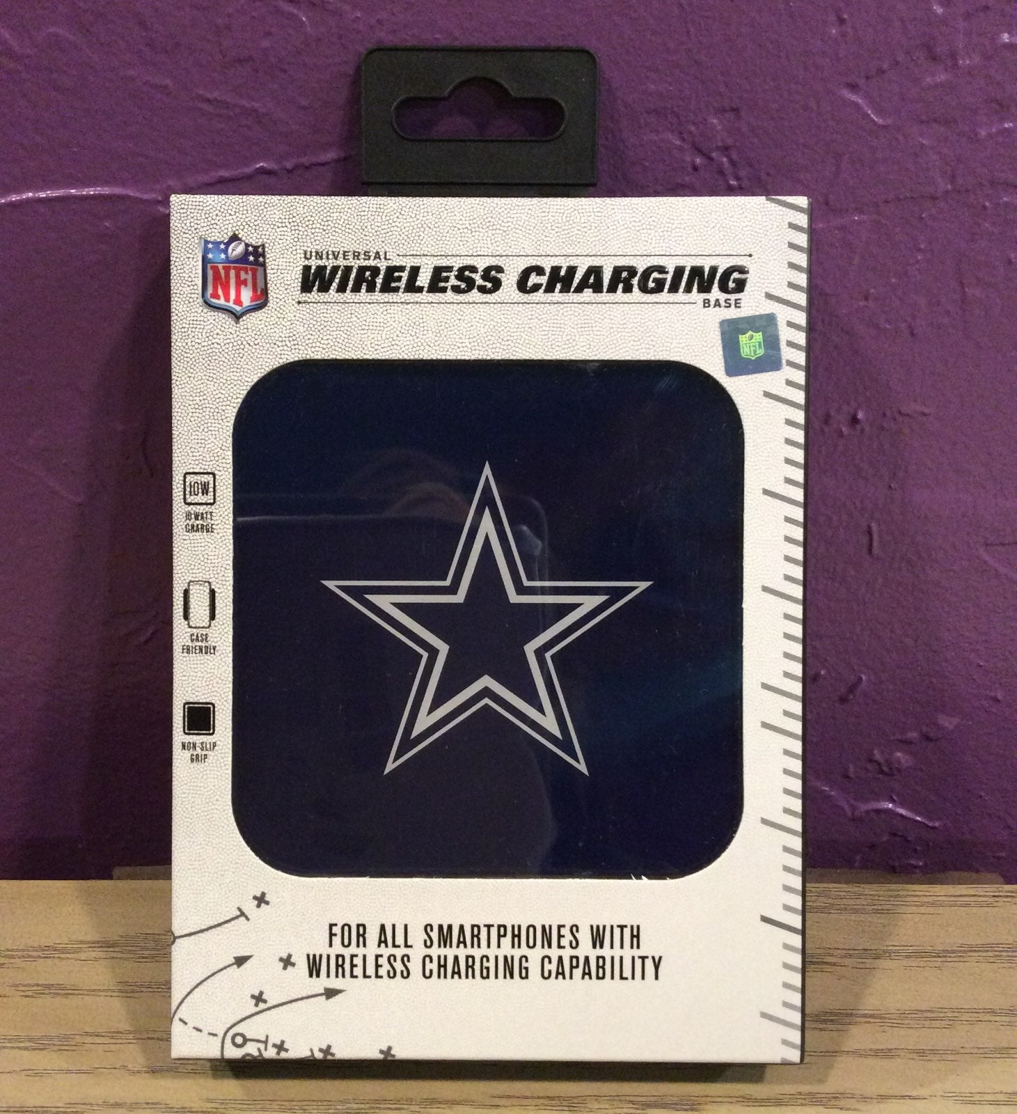 NFL Dallas Cowboys Wireless Charger