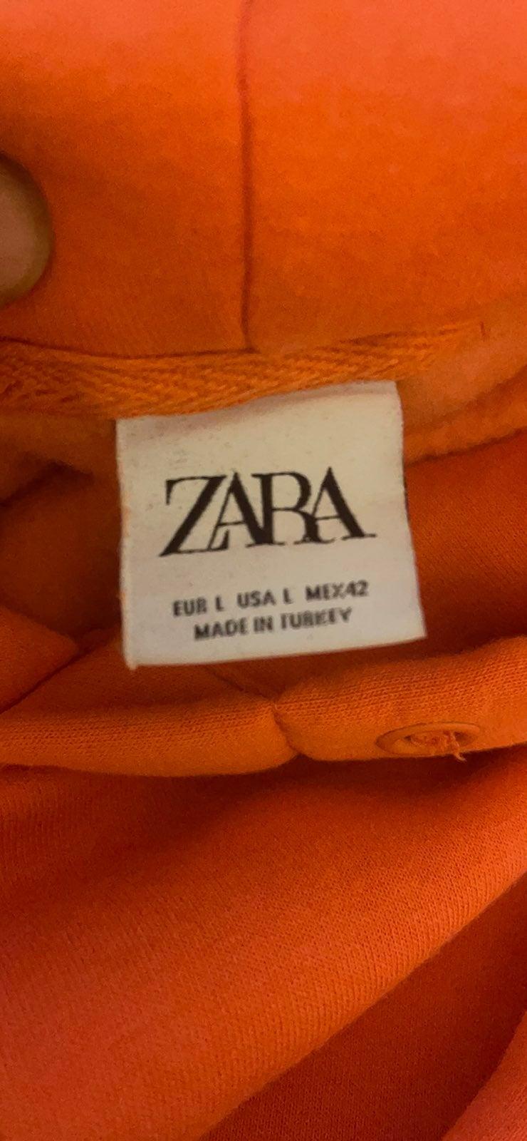 Mens Zara Peach Zara's Hoodie For sale!