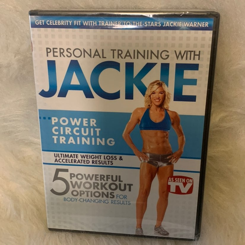 Power Circuit Training Home Workout DVD