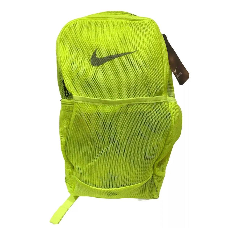 Nike BRASILIA Mesh 'See Through' School