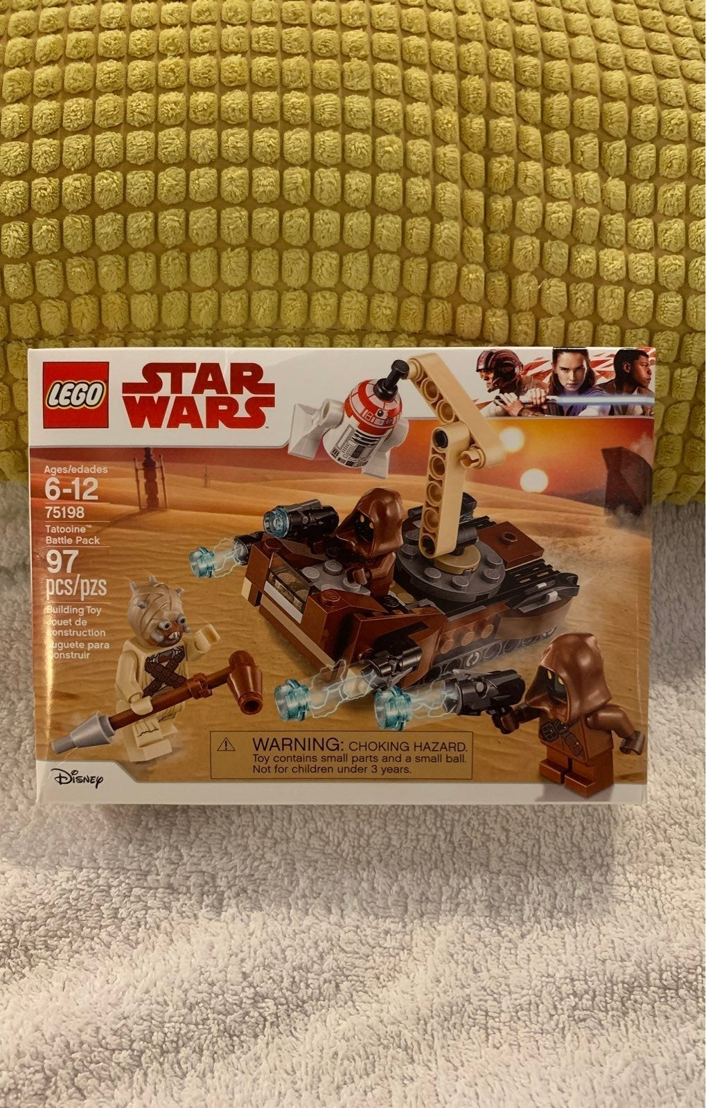 LEGO Star Wars Tatooine Battle 75198