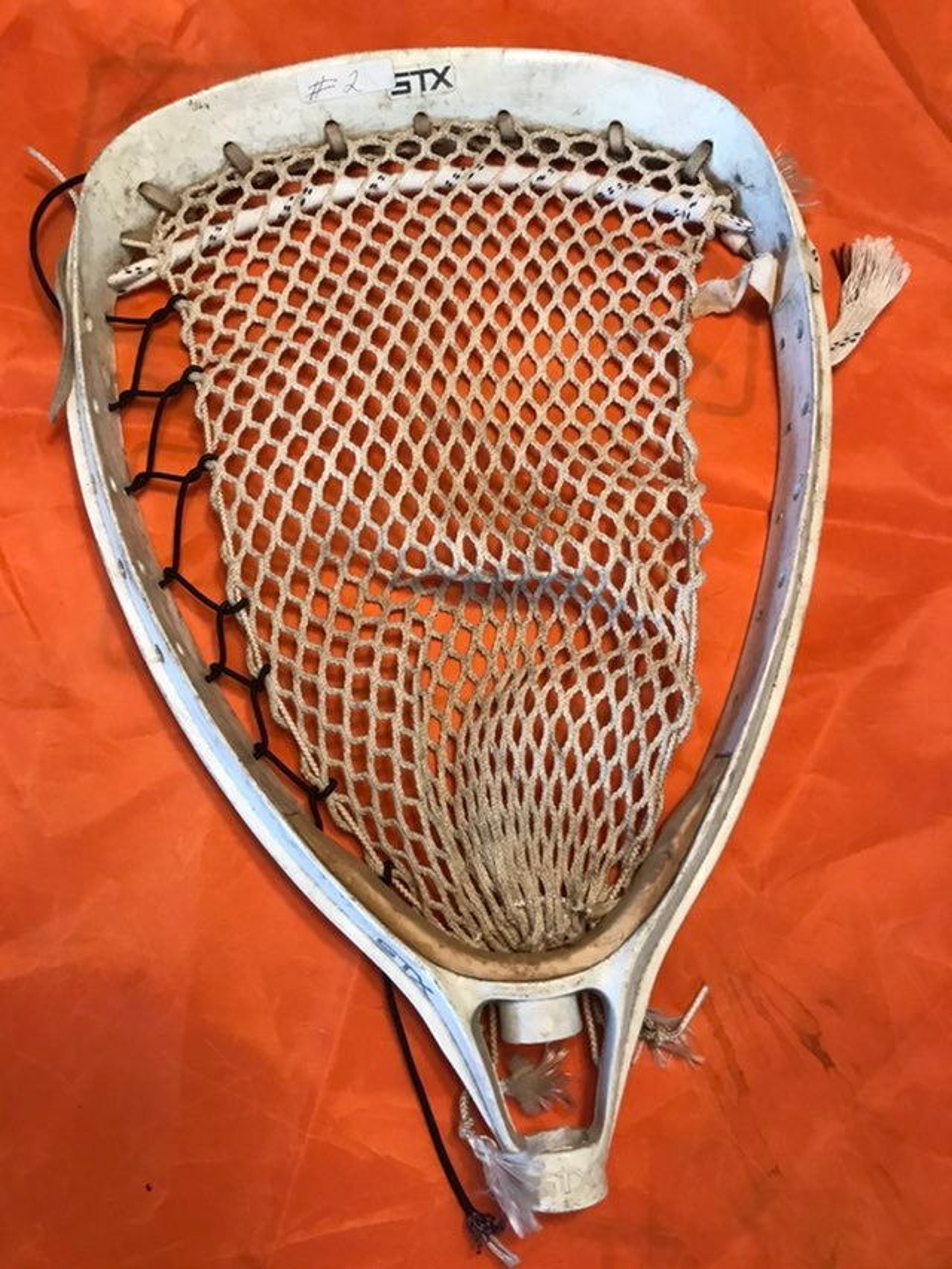 NEW boys lacrosse stick