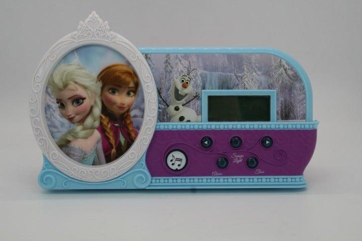 Disney Frozen Alarm Clock Elsa Anna Olaf