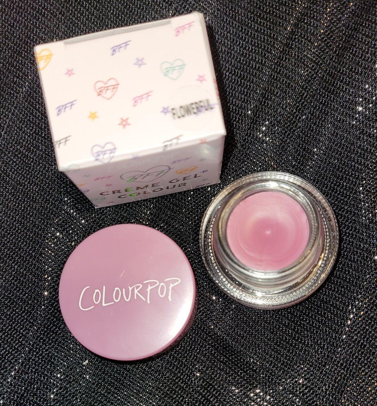COLOURPOP colour gel creme