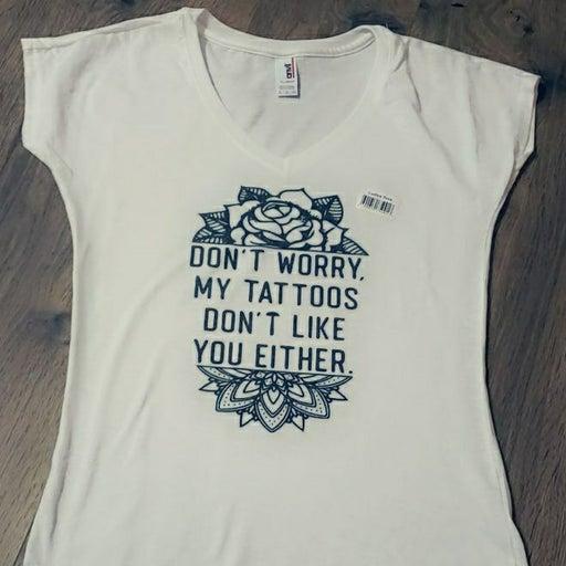 Tattoo shirt
