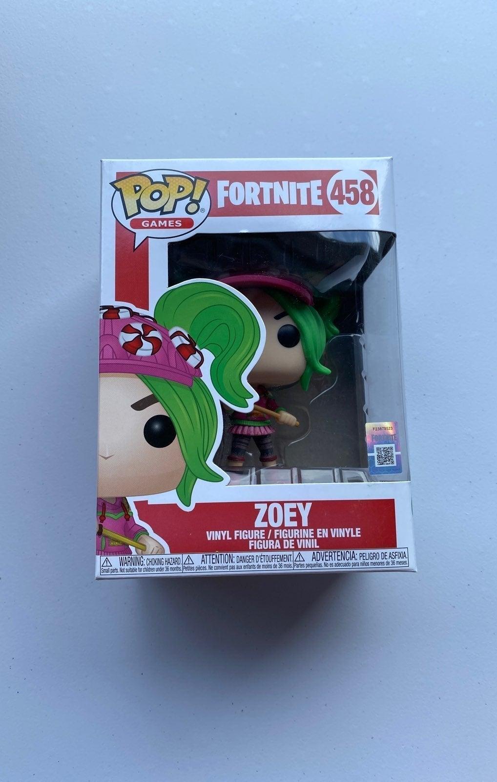 Fortnite Zoey Funko Pop