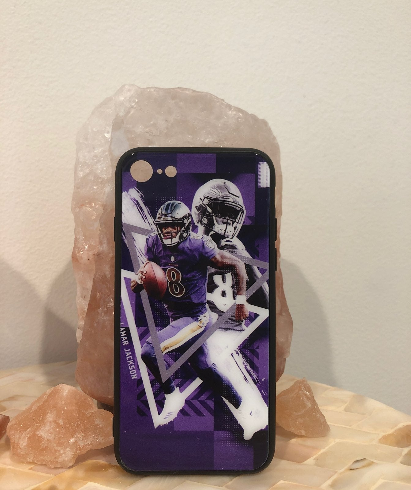 lamar jackson phone case
