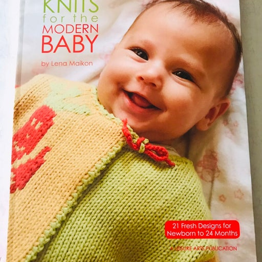 Knits for the Modern Baby