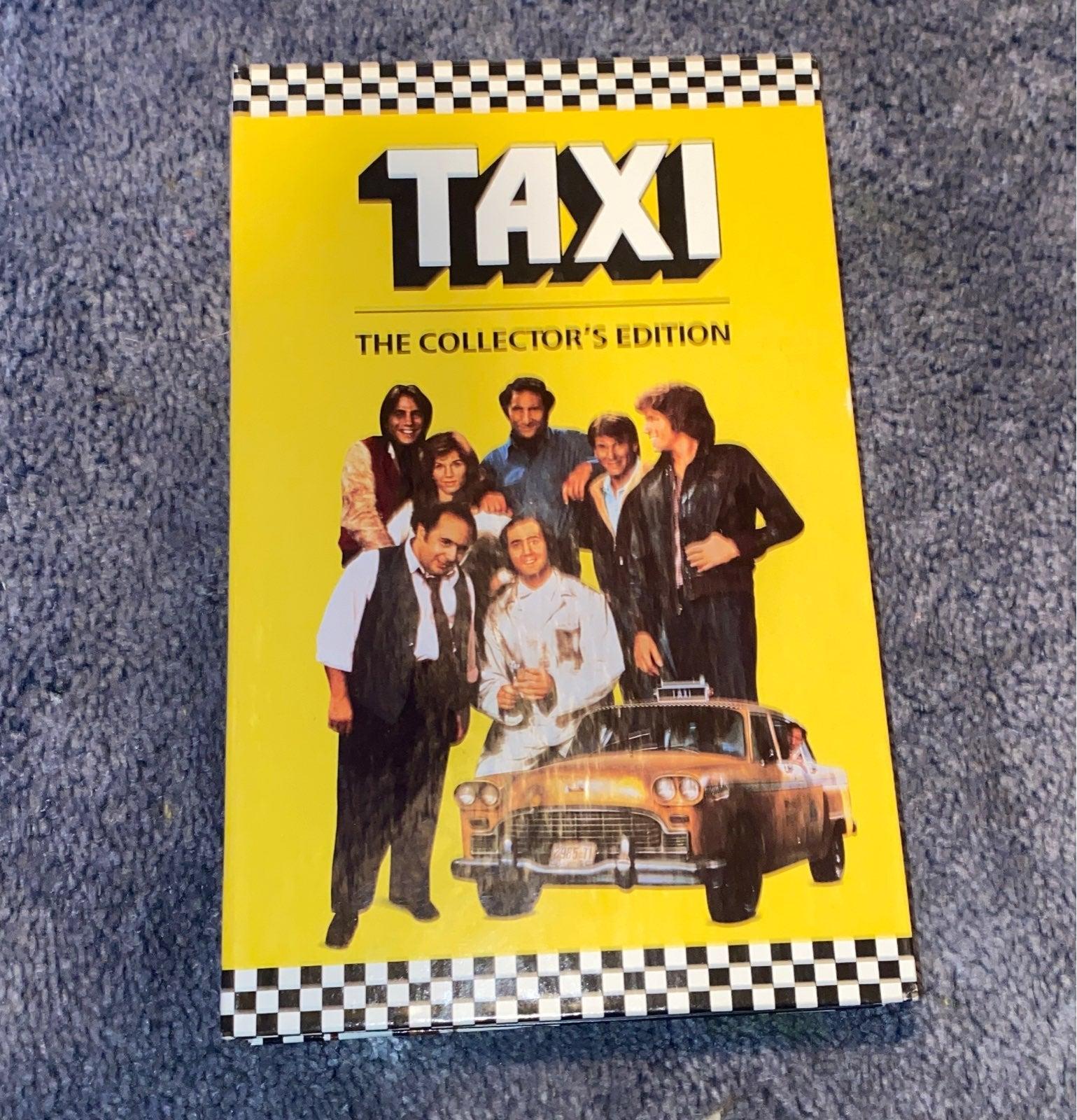 Taxi VHS RARE COLLECTORS EDITION NIB