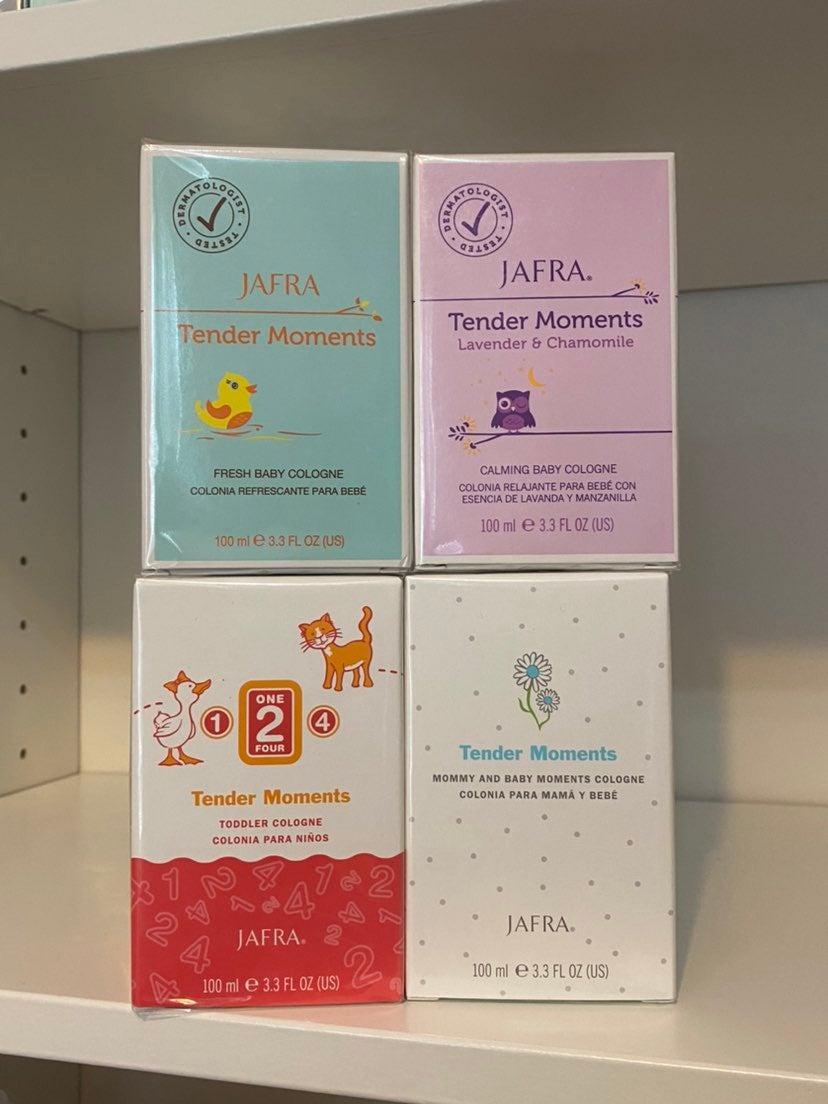 Jafra Tender Moments Set of 4