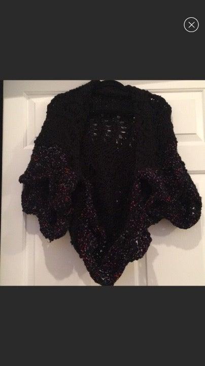 Handmade knit shall