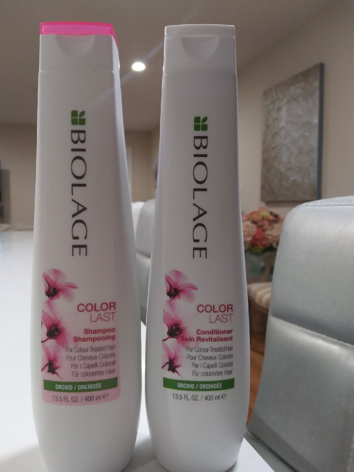 Matrix Biolage Color Last Shampoo and Co