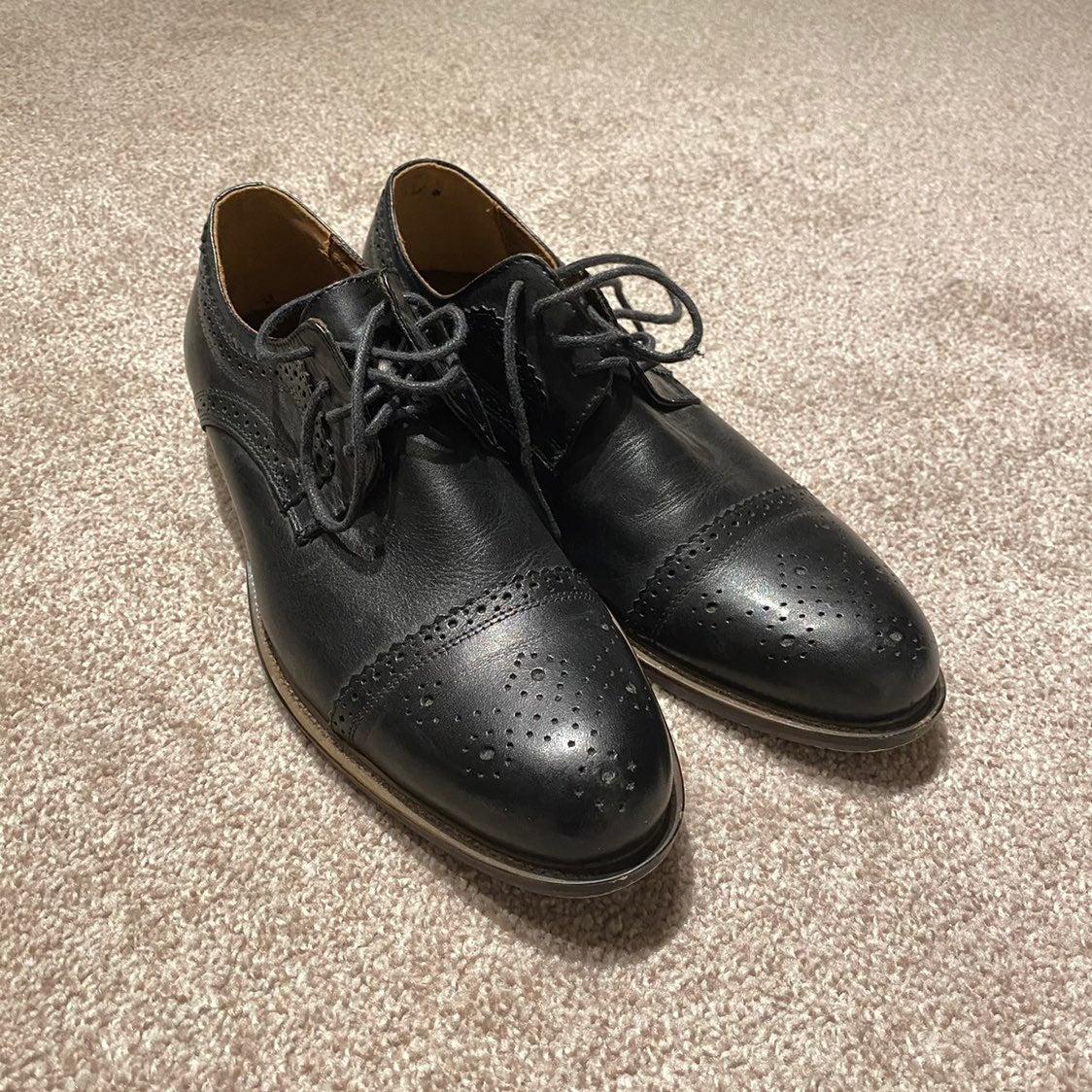 Steve Madden Mens Valencio Oxford Shoes