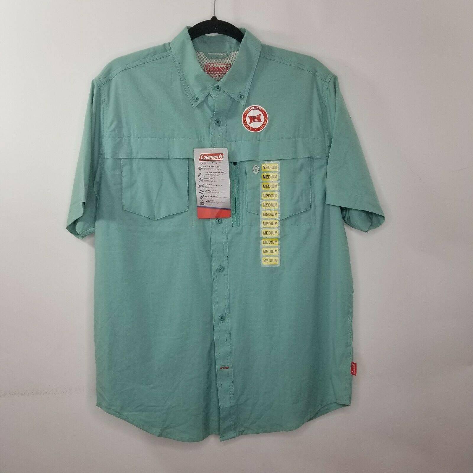 Coleman Stretch Quick Dry Button Shirt