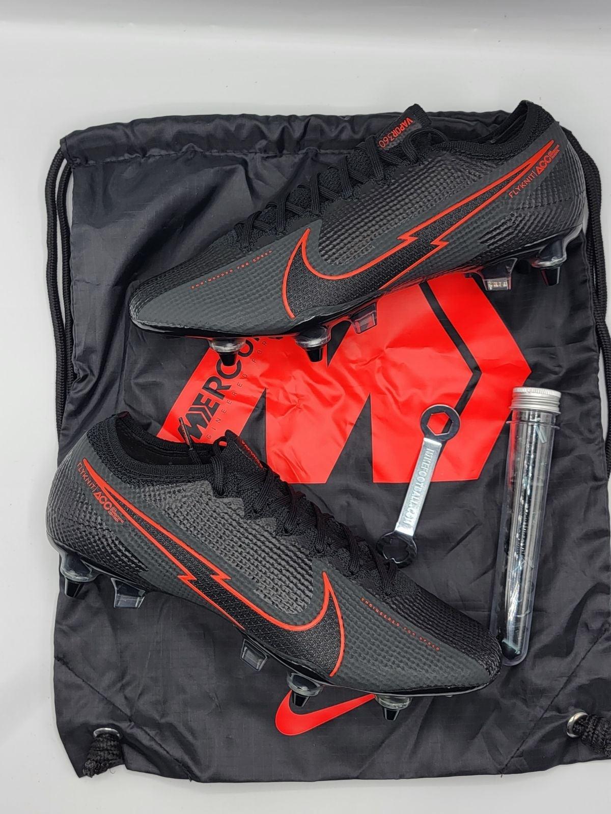 Nike vapor 12 ag elite cleats size 9