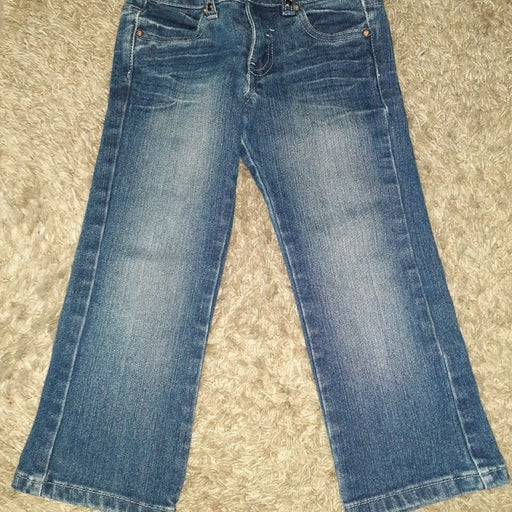 Girls Jeans Size 5 Brand Crest