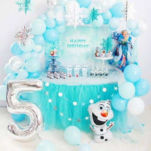 Disney Frozen Birthday Party Balloon Kit