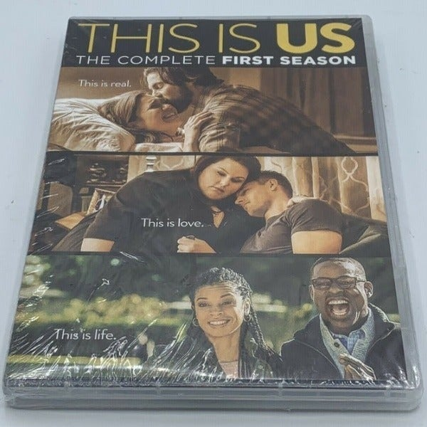 This Is Us The Complete First Season NWT