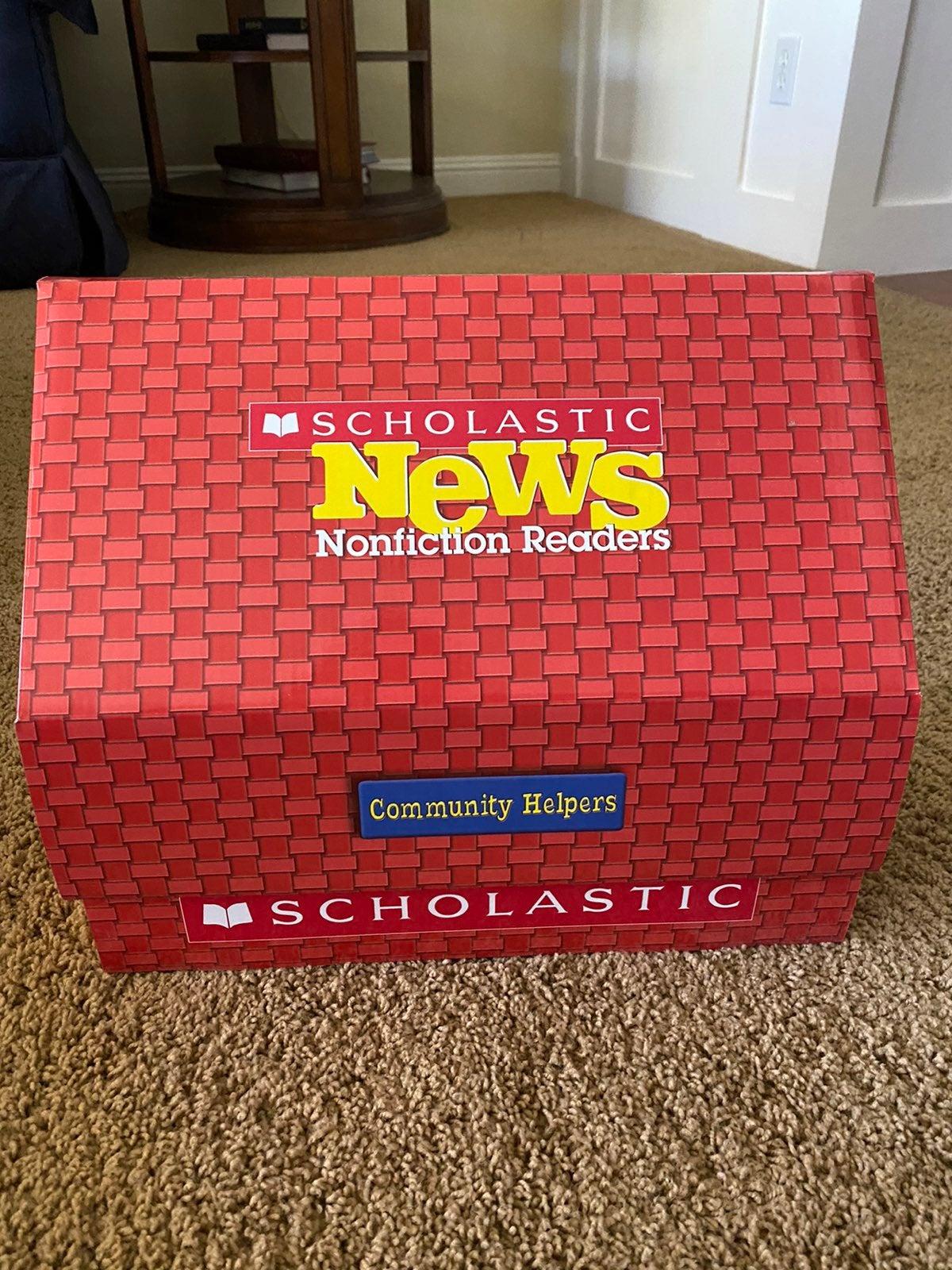 Scholastic News community helpers books