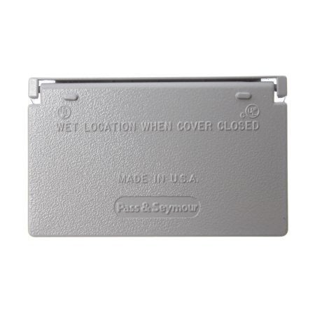 P&S CA7-GH WEATHERPROOF OUTLET COVER