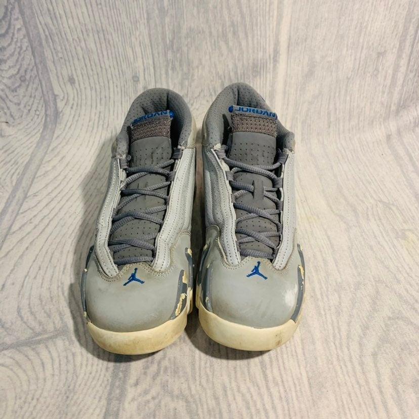 Jordan 14 Retro Sport Blue Sneaker