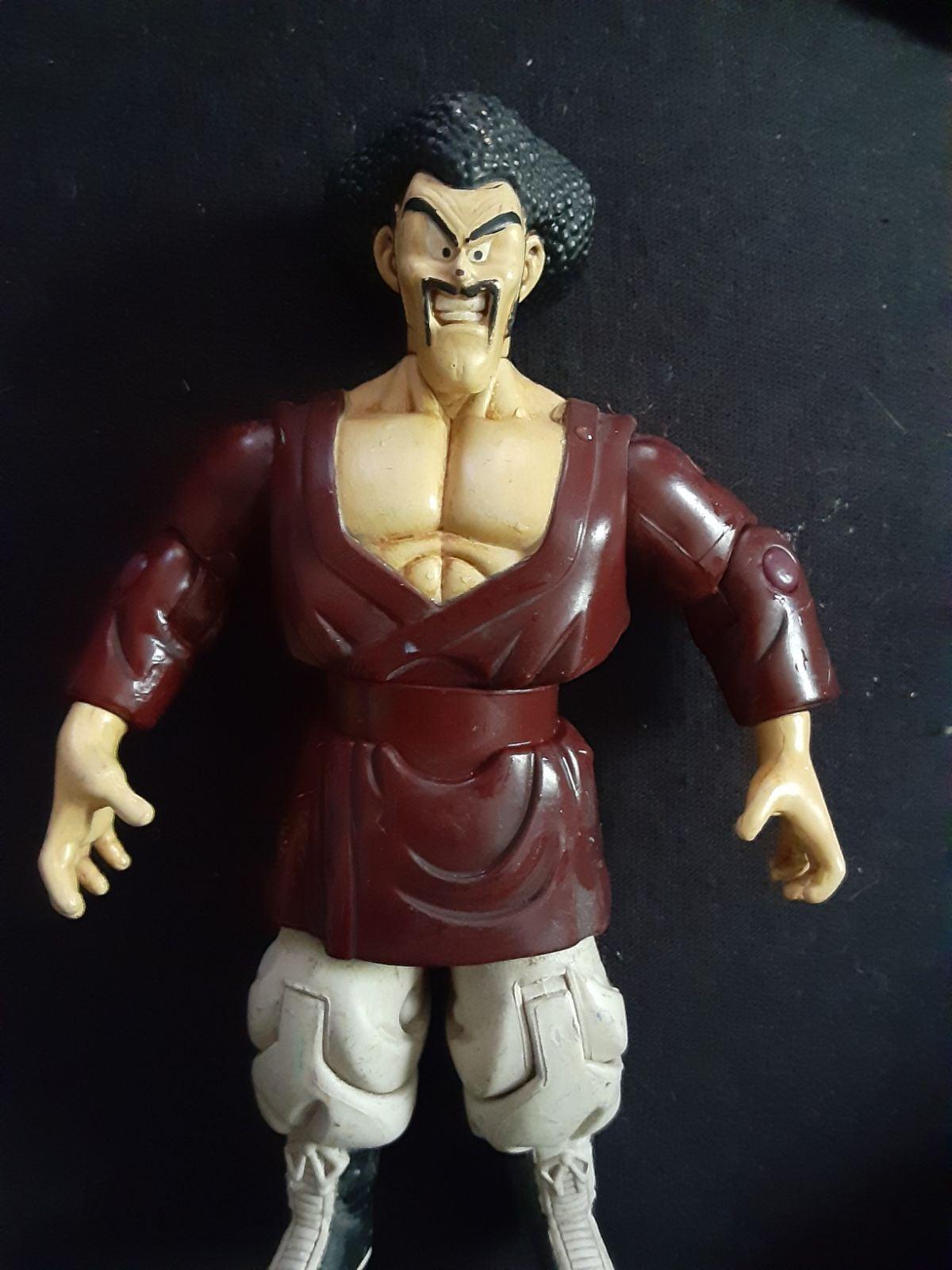 DBZ Mr.satan figure