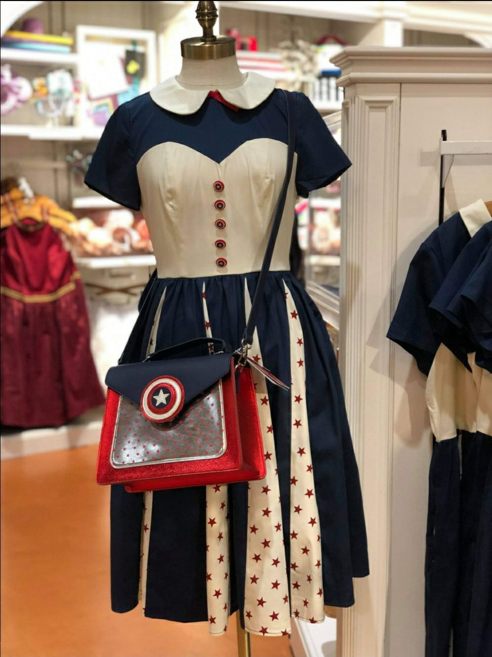 Disney Marvel Dress Shop