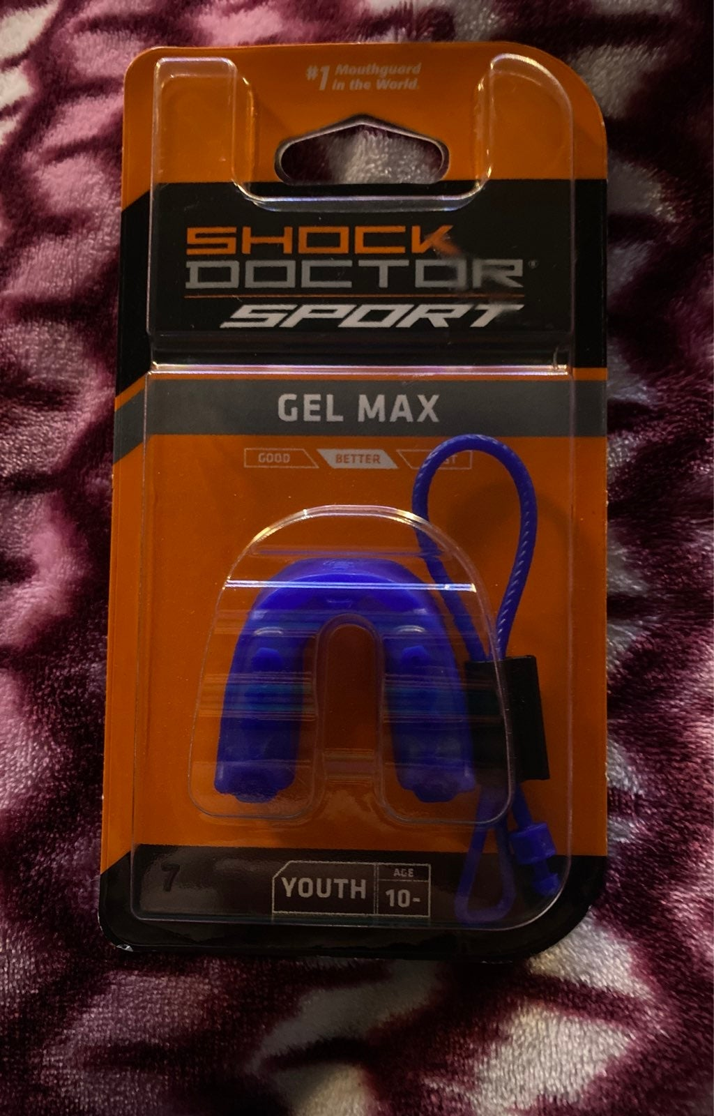 Shock Doctor Sport Gel Max Guard New