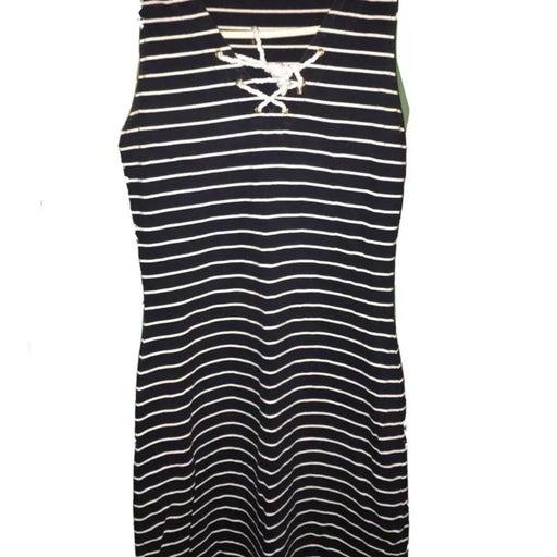Striped Sailor Tank Dress size XS