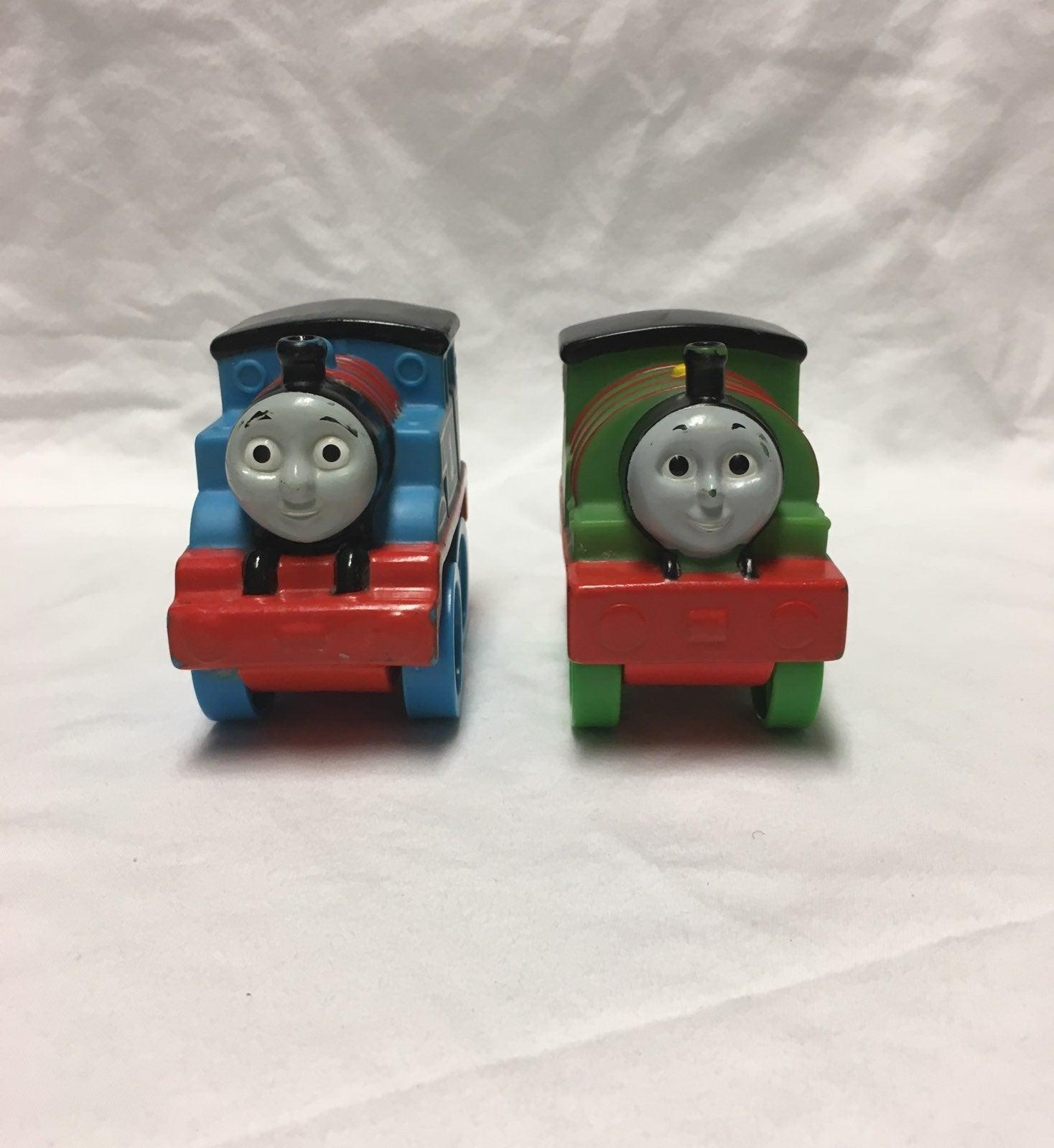 Thomas & Percy Push Along Trains