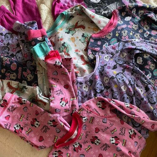 Disney pajama bundle