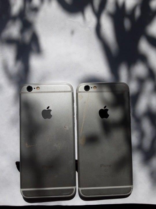 2 IPhone 6s BackHousing