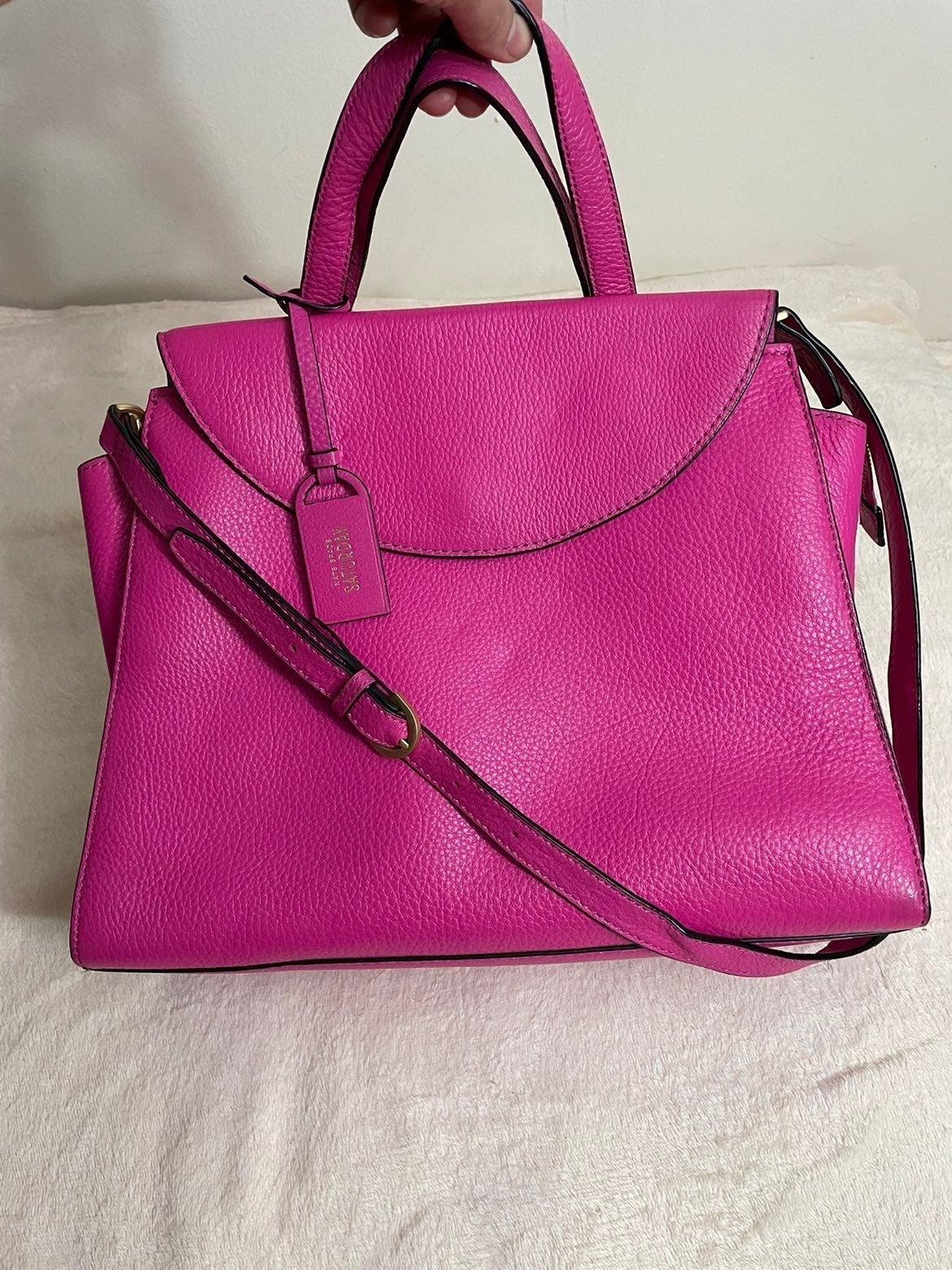 ✅Kate Spade Saturday Hot pink Satchel