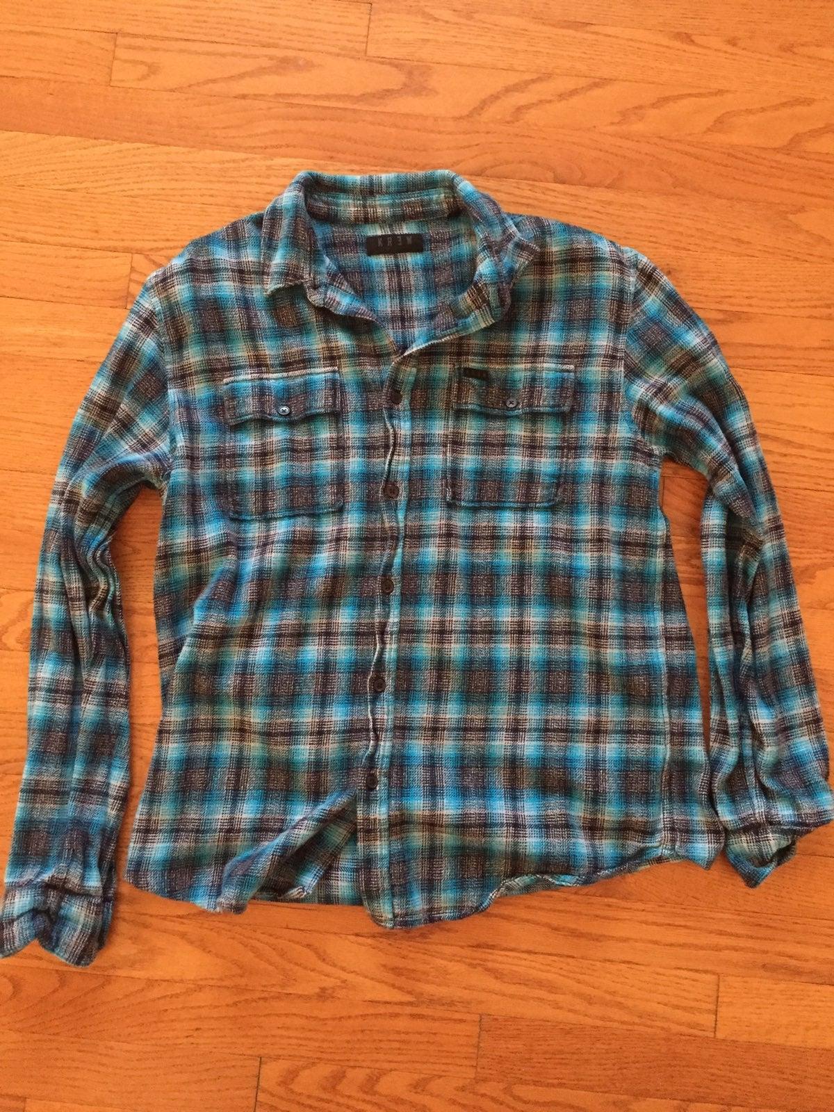Krew Flannel Shirt
