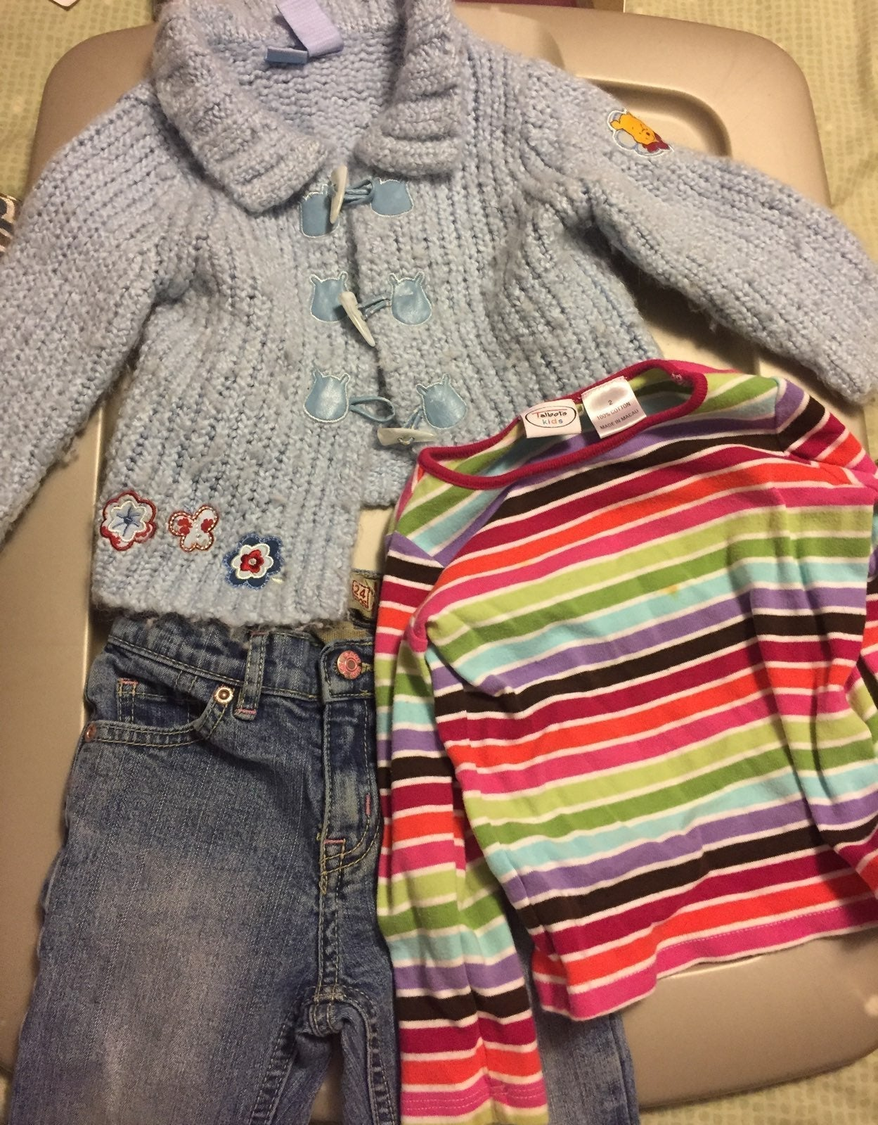 Girls 24 months outfit