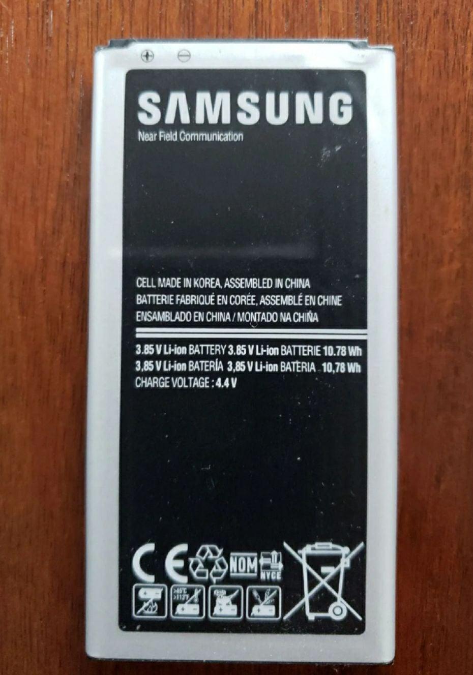Samsung S5  EB-BG900BBU 2800mAh Battery