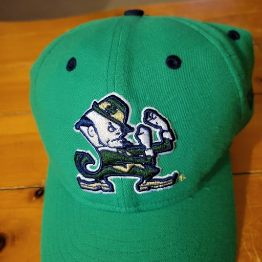 New era fitted notre dame hat 7 1/8