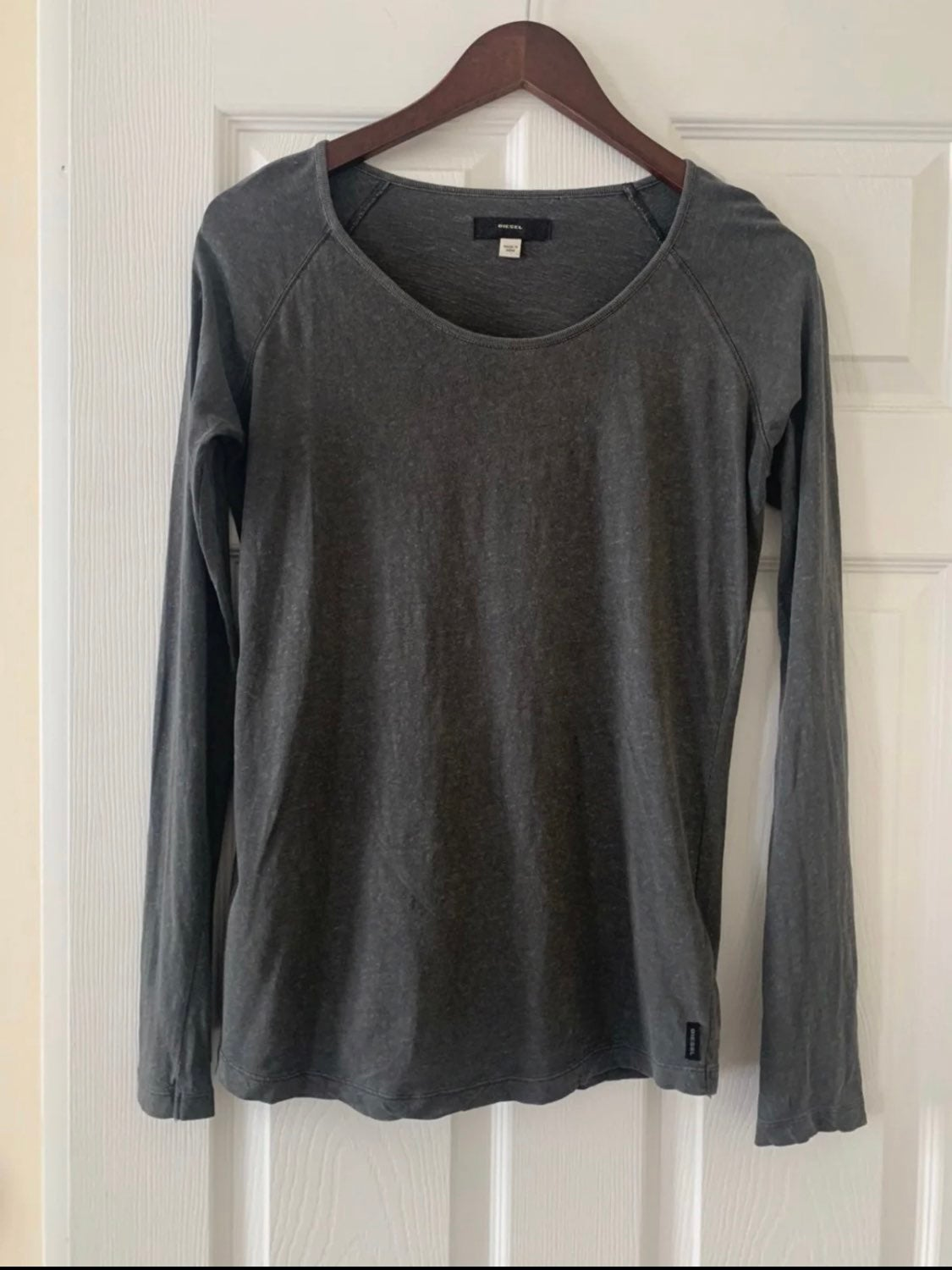 DIESEL Long Sleeve T-Shirt