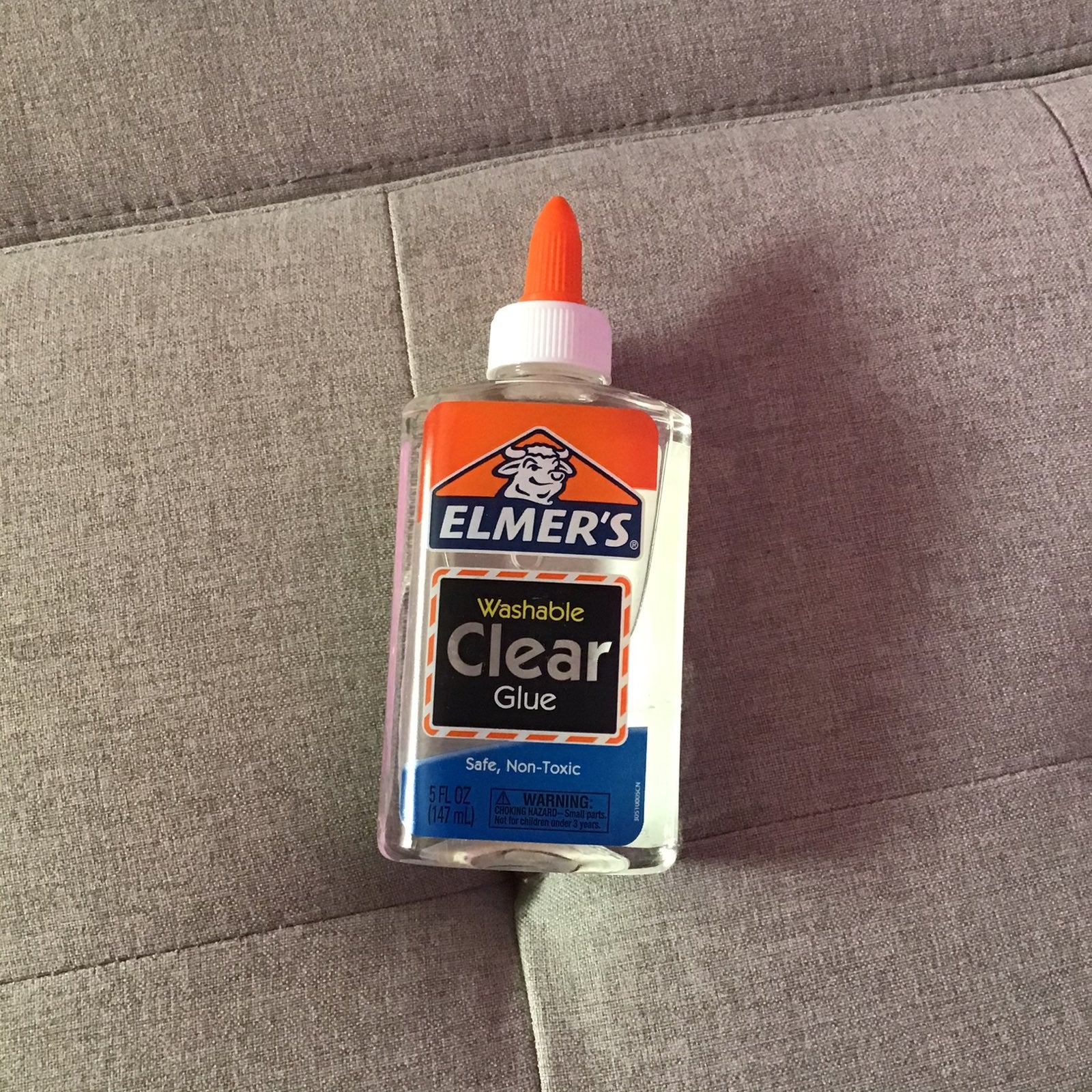 Elmers clear glue 5oz
