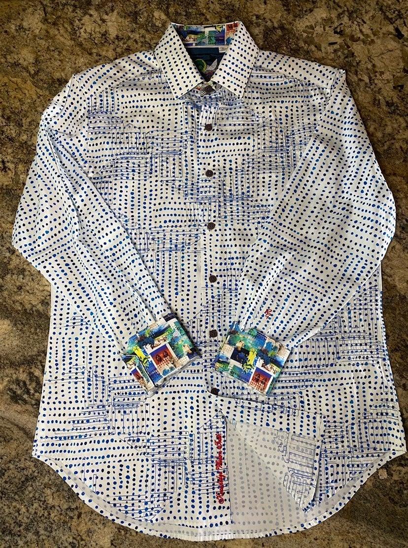 Robert Graham Classic Fit Sport Shirt
