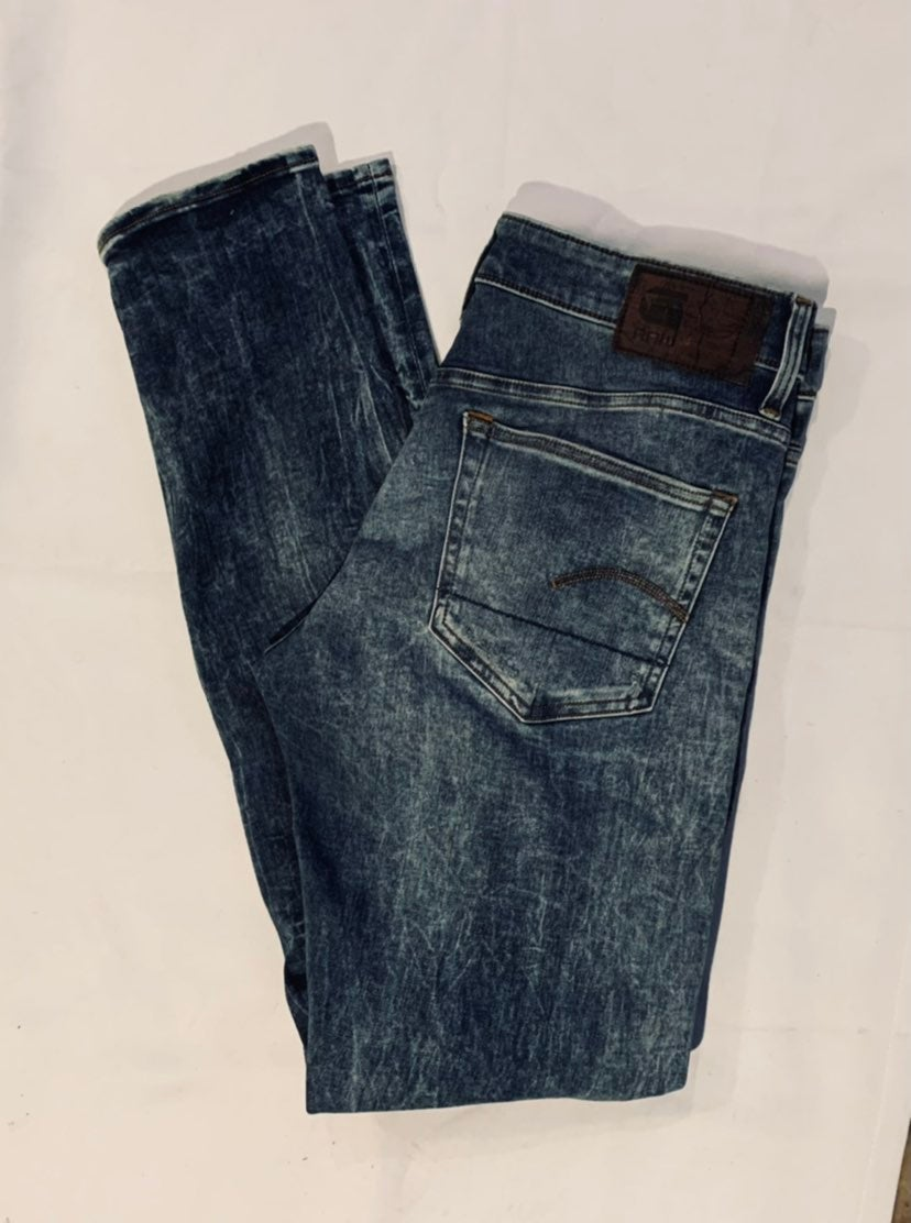 G-Star 3301 Deconstructed Skinny Jeans