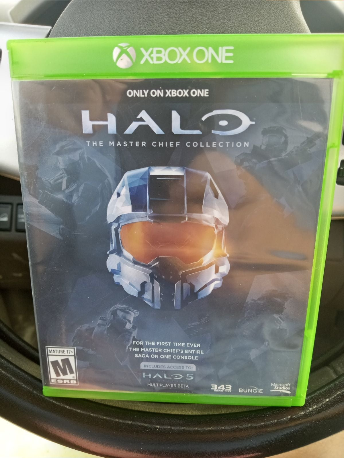 XBOX Halo The Master Chief Collection