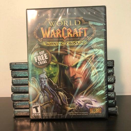 World of Warcraft Burning Crusade NEW