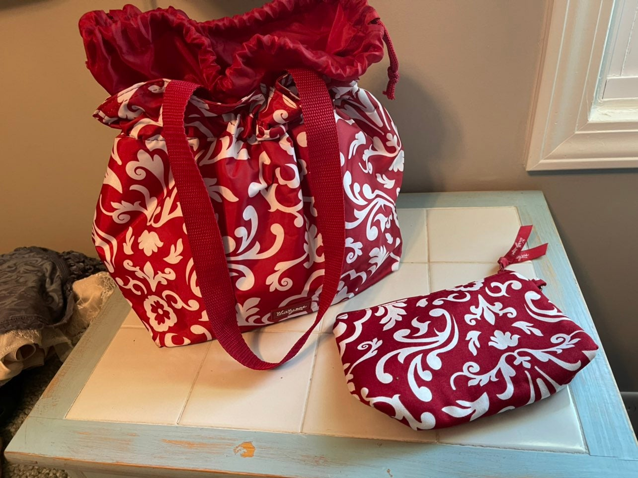 ThirtyOne lunch box and pouch