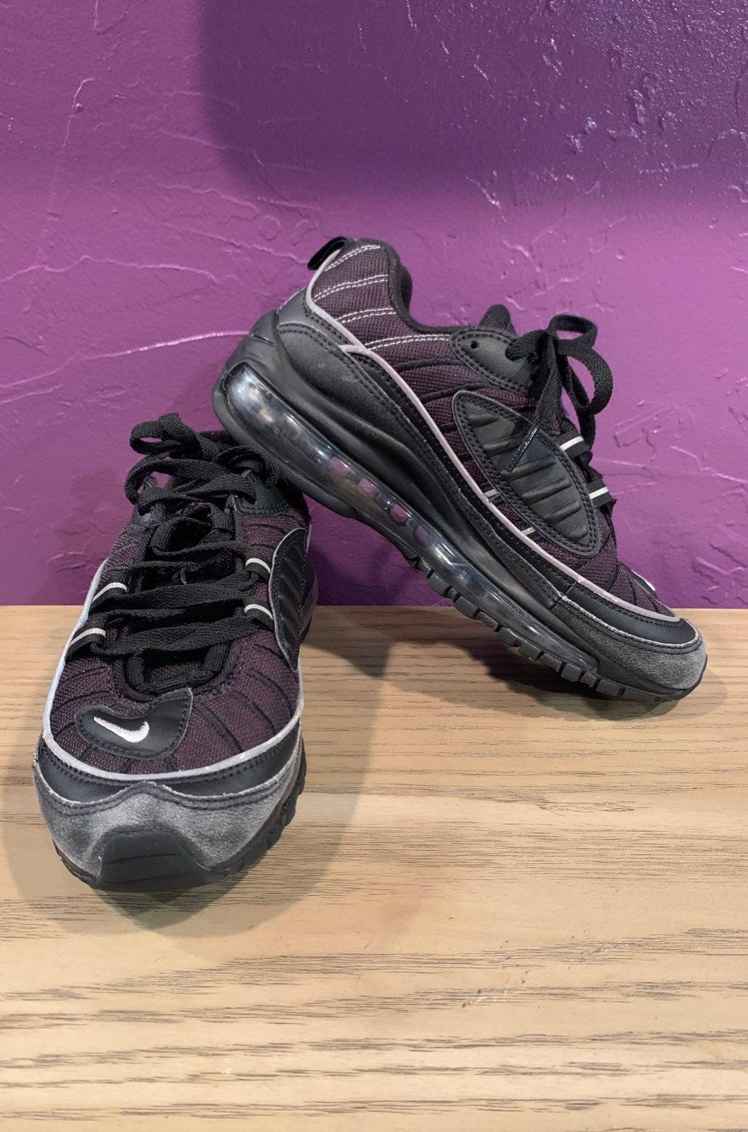 Kids Nike Air Max 97 4y Black