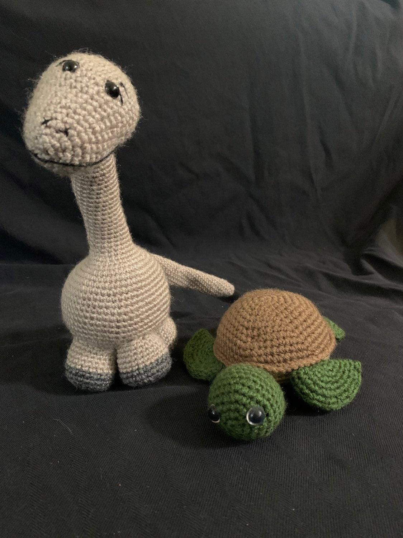 Crochet Plush Amigurumi Dolls