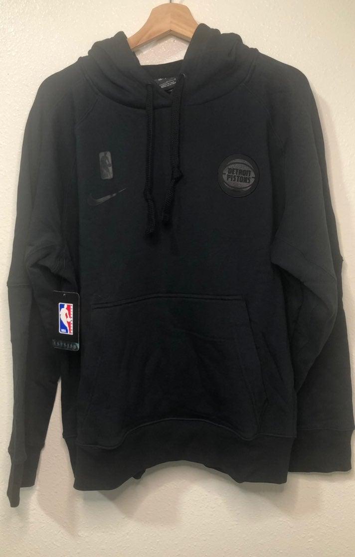 Nike detriot pistons hoodie
