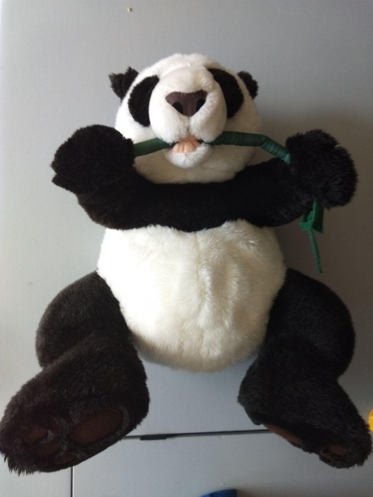 Fao toys r us plush panda