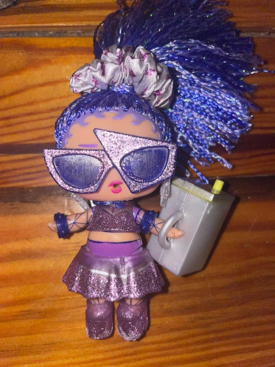 Ultra rare lol doll