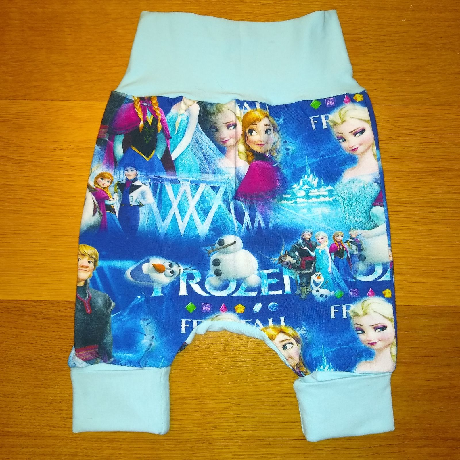 Frozen Grow With Me Pants